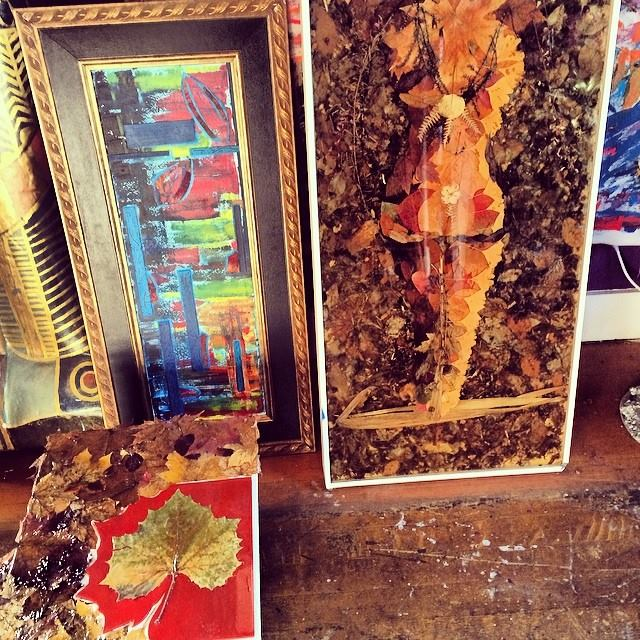 és.bi by Styles Bentley, New Pieces to Show at Greenwood Art Walk